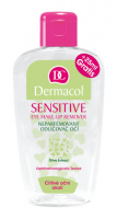 Dermacol - SENSITIVE EYE MAKE-UP REMOVER - Płyn do demakijażu wrażliwych oczu