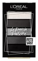 L'Oréal - Mini Eyeshadow Palette - FETISHIST