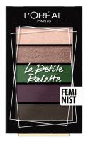 L'Oréal - Mini Eyeshadow Palette - FEMINIST