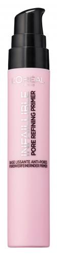 L'Oréal - INFAILLIBLE - PORE REFINING PRIMER - Baza pod makijaż minimalizująca widoczność porów i zmarszczek