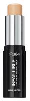 L'Oréal - INFAILLIBLE HIGHLIGHTER STICK - 502 - Gold Cold