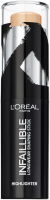 L'Oréal - INFAILLIBLE HIGHLIGHTER STICK - Rozświetlacz do twarzy w sztyfcie