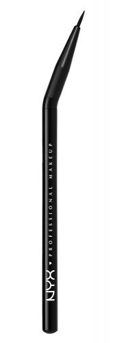 NYX Professional Makeup - PRO ANGLED EYELINER BRUSH - Pędzel do eyelinera - PROB11