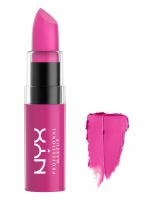 NYX Professional Makeup - BUTTER LIPSTICK - Kremowa pomadka do ust - BLS01 - SWEET SHOCK - BLS01 - SWEET SHOCK