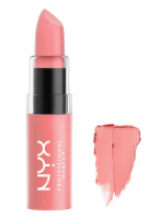 NYX Professional Makeup - BUTTER LIPSTICK - Kremowa pomadka do ust - BLS07 - HUBBA BUBBA - BLS07 - HUBBA BUBBA