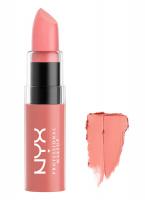 NYX Professional Makeup - BUTTER LIPSTICK - Kremowa pomadka do ust - BLS09 - WEST COAST - BLS09 - WEST COAST