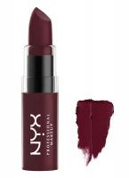 NYX Professional Makeup - BUTTER LIPSTICK - Kremowa pomadka do ust - BLS11 - MOONLIT NIGHT - BLS11 - MOONLIT NIGHT