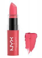 NYX Professional Makeup - BUTTER LIPSTICK - Kremowa pomadka do ust - BLS12 - BEACH BBQ - BLS12 - BEACH BBQ