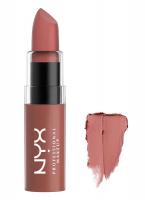 NYX Professional Makeup - BUTTER LIPSTICK - Kremowa pomadka do ust - BLS17 - ROOT BEER FLOAT - BLS17 - ROOT BEER FLOAT