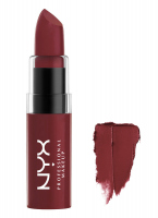 NYX Professional Makeup - BUTTER LIPSTICK - Kremowa pomadka do ust - BLS24 - RIPE BERRY - BLS24 - RIPE BERRY
