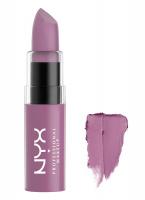 NYX Professional Makeup - BUTTER LIPSTICK - Kremowa pomadka do ust - BLS25 - DAYDREAMING - BLS25 - DAYDREAMING