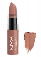 NYX Professional Makeup - BUTTER LIPSTICK - Kremowa pomadka do ust - BLS27 - SNACK SHACK - BLS27 - SNACK SHACK