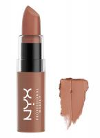 NYX Professional Makeup - BUTTER LIPSTICK - Kremowa pomadka do ust - BLS30 - TAN LINES - BLS30 - TAN LINES