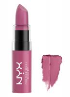 NYX Professional Makeup - BUTTER LIPSTICK - Kremowa pomadka do ust - BLS31 - MIDNIGHT SWIM - BLS31 - MIDNIGHT SWIM