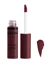 NYX Professional Makeup - BUTTER GLOSS - Creamy Lip Gloss - 22 - Devil's Food Cake - 22 - Devil's Food Cake