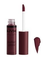NYX Professional Makeup - BUTTER GLOSS - Creamy Lip Gloss - 22 - Devil's Food Cake - 22 - Devil's Food Cake
