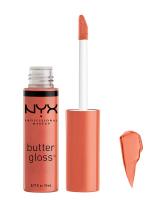 NYX Professional Makeup - BUTTER GLOSS - Creamy Lip Gloss - 23 - Peach Crisp - 23 - Peach Crisp