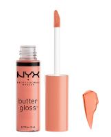 NYX Professional Makeup - BUTTER GLOSS - Kremowy błyszczyk do ust - 31 - Sunday Mimosa - 31 - Sunday Mimosa