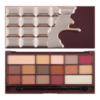 I Heart Revolution - 16 Eyeshadow - CHOCOLATE ELIXIR - Paleta 16 cieni do powiek