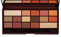 I Heart Revolution - 16 Eyeshadow Palette - CHOCOLATE ORANGE - Paleta 16 cieni do powiek (POMARAŃCZOWA CZEKOLADA)