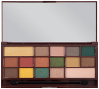 I ♡ Makeup - 16 Eyeshadow Palette - CHOCOLATE MINT