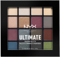 NYX Professional Makeup - ULTIMATE SHADOW PALETTE - SMOKEY & HIGHLIGHT