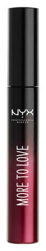 NYX Professional Makeup - MORE TO LOVE - Volume, Length And Curl Mascara - Zwiększający objętość, wydłużający i podkręcający tusz do rzęs