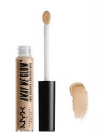 NYX Professional Makeup - AWAY WE GLOW - LIQUID HIGHLIGHTER - Rozświetlacz w płynie - DAYTIME HALO - DAYTIME HALO