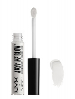 NYX Professional Makeup - AWAY WE GLOW - LIQUID HIGHLIGHTER - MOON GLOW