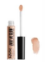 NYX Professional Makeup - AWAY WE GLOW - LIQUID HIGHLIGHTER - Rozświetlacz w płynie - MOONBEAM - MOONBEAM