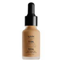 NYX Professional Makeup - TOTAL CONTROL - DROP FOUNDATION - Podkład z zakraplaczem - TCDF13 - GOLDEN - TCDF13 - GOLDEN