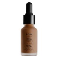NYX Professional Makeup - TOTAL CONTROL - DROP FOUNDATION - Podkład z zakraplaczem - TCDF21 - COCOA - TCDF21 - COCOA