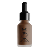 NYX Professional Makeup - TOTAL CONTROL - DROP FOUNDATION - TCDF23 - CHESTNUT
