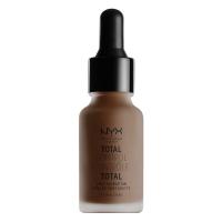 NYX Professional Makeup - TOTAL CONTROL - DROP FOUNDATION - Podkład z zakraplaczem - TCDF23 - CHESTNUT - TCDF23 - CHESTNUT