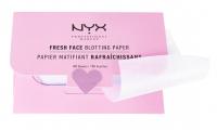 NYX Professional Makeup - Fresh Face Blotting Paper - Bibułki matujące - 100 sztuk