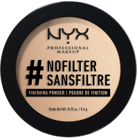 NYX Professional Makeup - #NOFILTER FINISHING POWDER - Puder do twarzy
