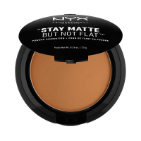 NYX Professional Makeup - STAY MATTE BUT NOT FLAT - Foundation - 18.5 - DEEP OLIVE