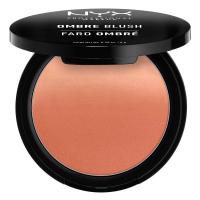 NYX Professional Makeup - OMBRE BLUSH - Prasowany róż do policzków - 02 - STRICTLY CHIC - 02 - STRICTLY CHIC
