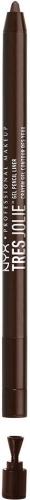 NYX Professional Makeup - TRES JOLIE GEL PENCIL LINER - Eyeliner w żelu