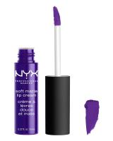 NYX Professional Makeup - SOFT MATTE LIP CREAM - Kremowa pomadka do ust w płynie - 26 - Havana - 26 - Havana