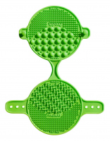 Practk® By Sigma Beauty® - MAKEUP BRUSH CLEANING TOOL - GREEN