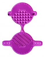 Practk® By Sigma Beauty® - MAKEUP BRUSH CLEANING TOOL - VIOLET