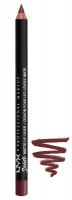NYX Professional Makeup - SUEDE MATTE LIP LINER - VINTAGE - VINTAGE