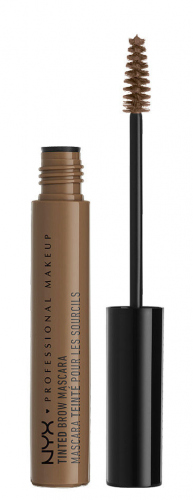 NYX Professional Makeup - TINTED BROW MASCARA - Tusz do brwi