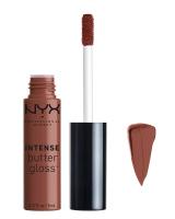 NYX Professional Makeup - INTENSE BUTTER GLOSS - Błyszczyk do ust - CHOCOLATE - CHOCOLATE