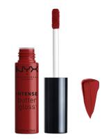 NYX Professional Makeup - INTENSE BUTTER GLOSS - Błyszczyk do ust - CRANBERRY PIE - CRANBERRY PIE