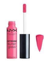 NYX Professional Makeup - INTENSE BUTTER GLOSS - Błyszczyk do ust - PINK MACAROON - PINK MACAROON