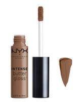 NYX Professional Makeup - INTENSE BUTTER GLOSS - Błyszczyk do ust - CINNAMON ROLL - CINNAMON ROLL