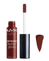 NYX Professional Makeup - INTENSE BUTTER GLOSS - Błyszczyk do ust - CHOCOLATE APPLE - CHOCOLATE APPLE