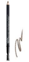 NYX Professional Makeup - EYEBROW POWDER PENCIL - Kredka do brwi ze szczoteczką - ASH BROWN - ASH BROWN